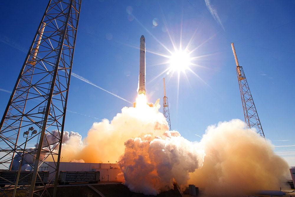 Ракета-носитель Falcon