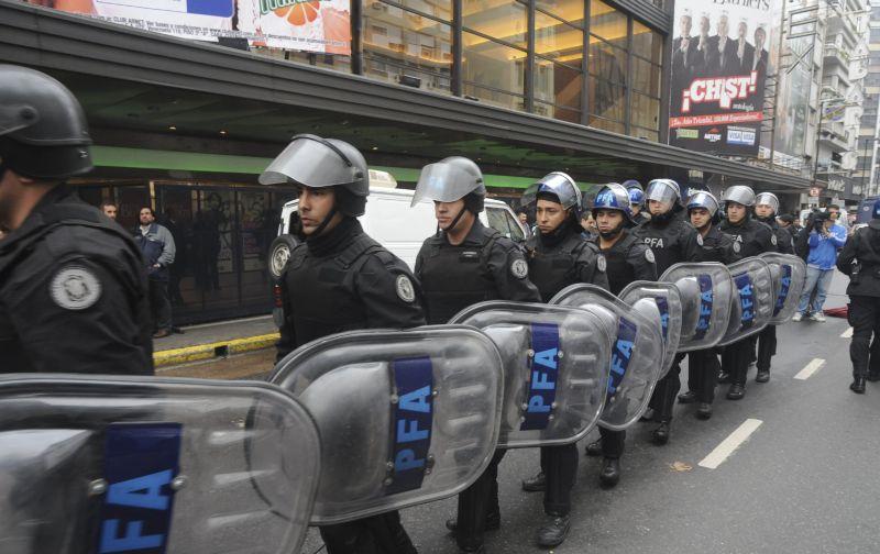 Полиция Колумбии