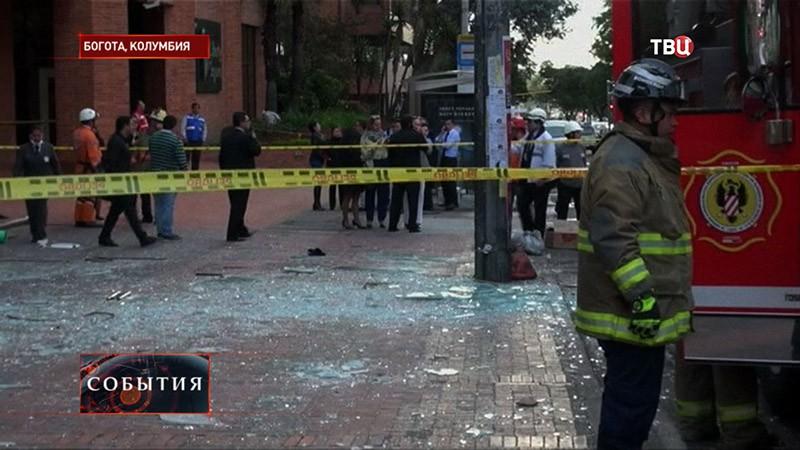 Теракт в Колумбии
