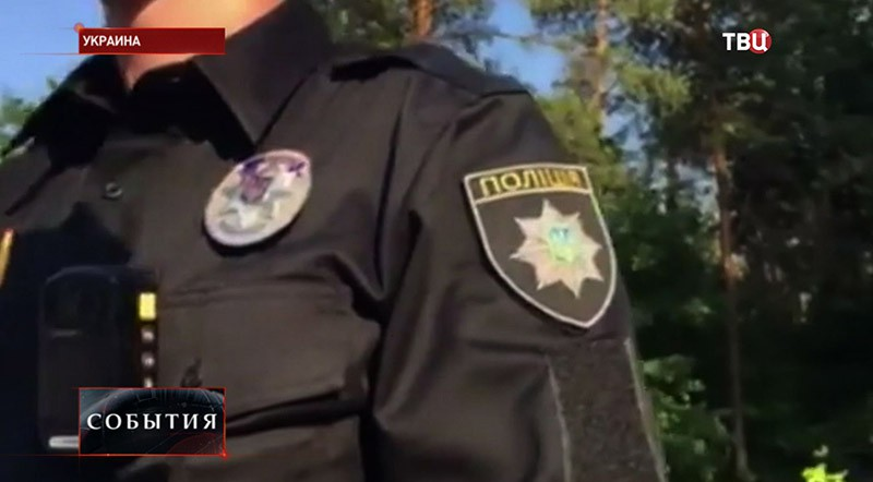 Полиция на Украине
