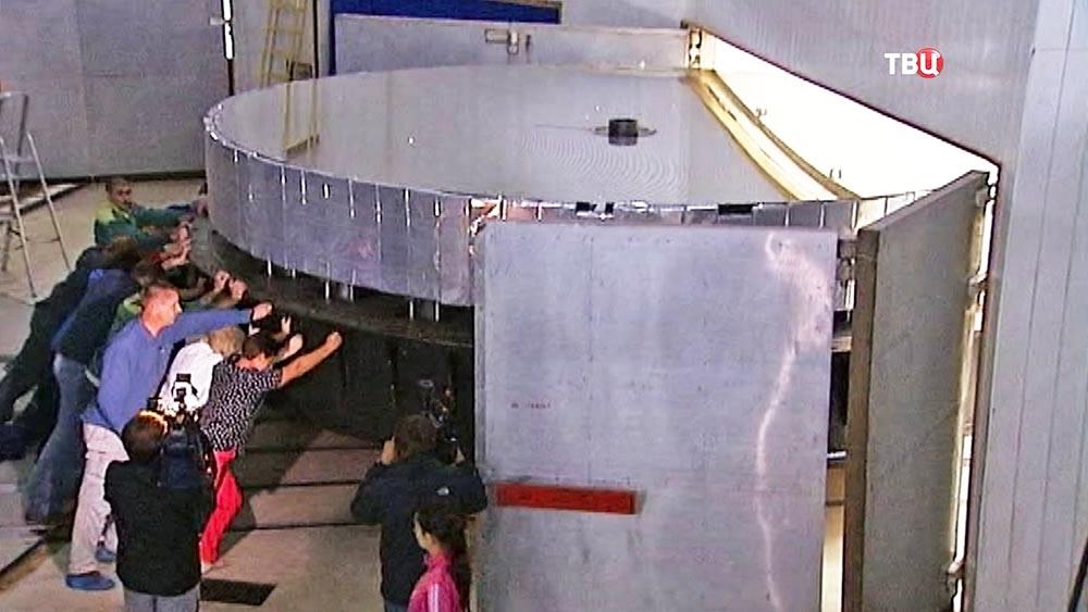 Ремонт телескопа