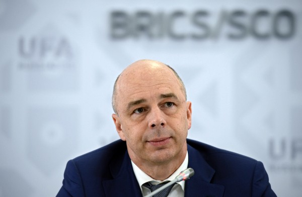 Министр финансов Российской Федерации Антон Силуанов на саммите БРИКС