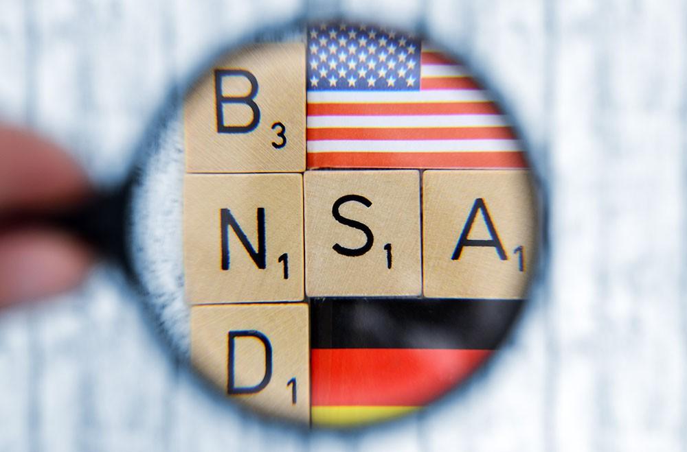 Агентство Национальной безопасности США и Федеральная разведывательная служба Германии