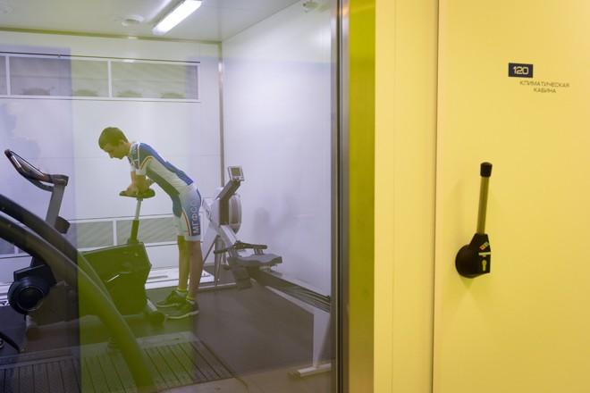 Центр спортивных инновационных технологий
