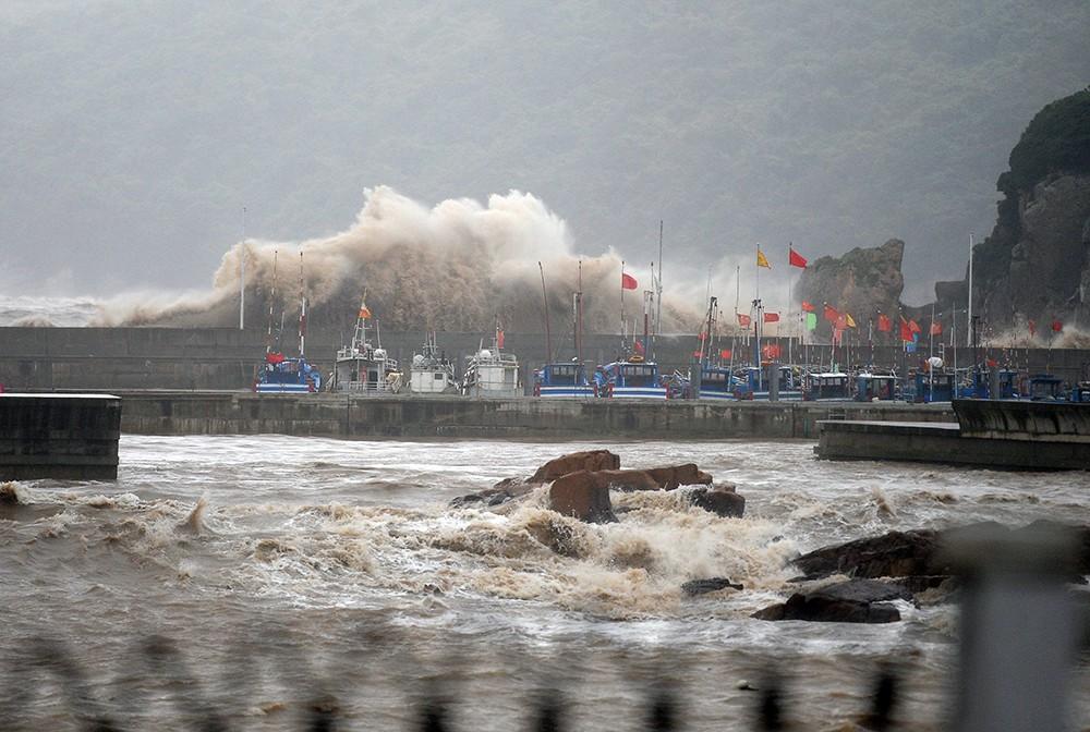 тайфун в приморье сейчас фото 2016