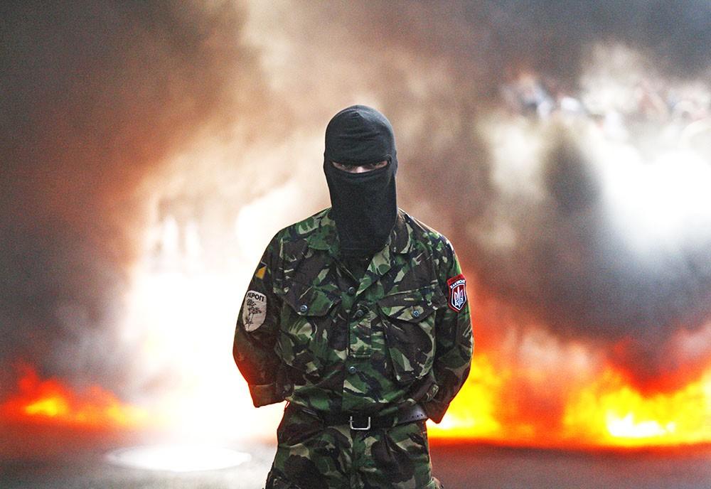 """Радикалы """"Правого сектора"""""""