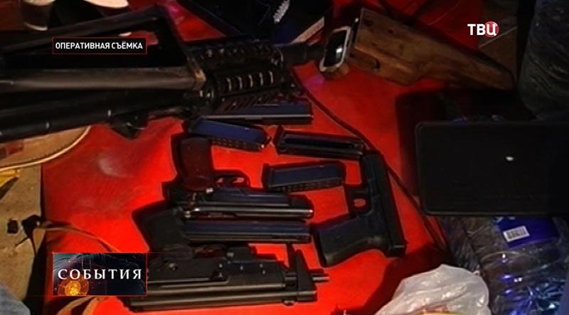 Оружия из ЕС и Украины