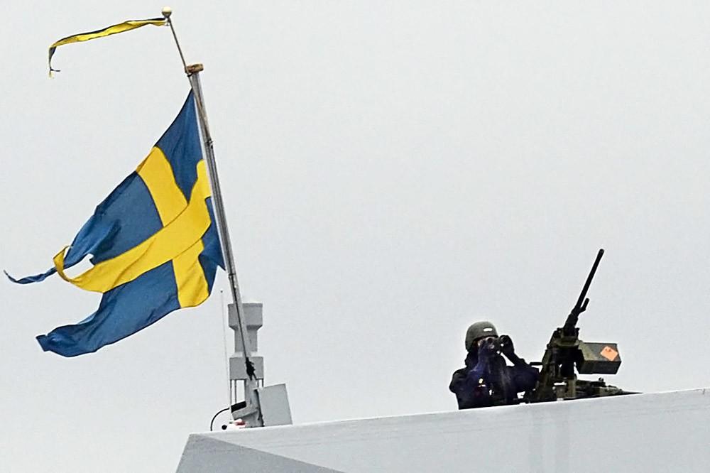 Шведский ВМФ