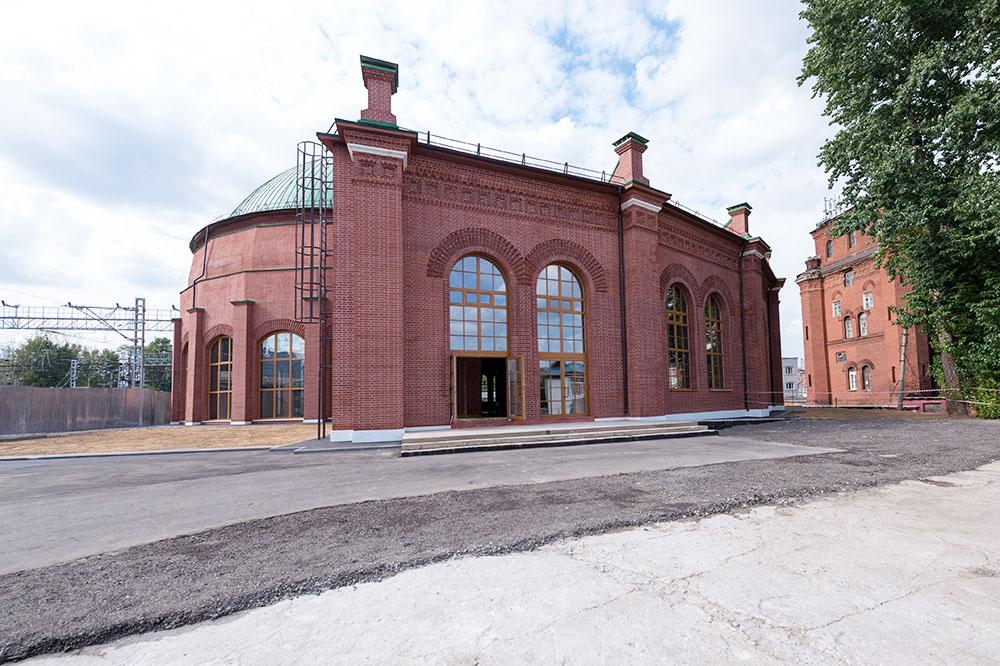 Железнодорожное депо «Подмосковное»
