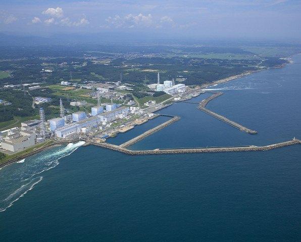 """АЭС """"Фукусима-1"""" в Японии"""