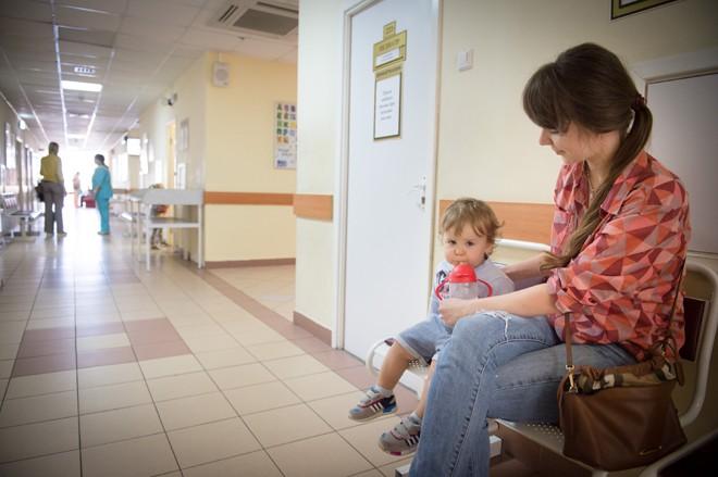 Детская городская поликлиника