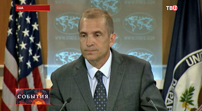 Вопрос о бомбежке Сирии поставил в тупик пресс-секретаря Госдепа США