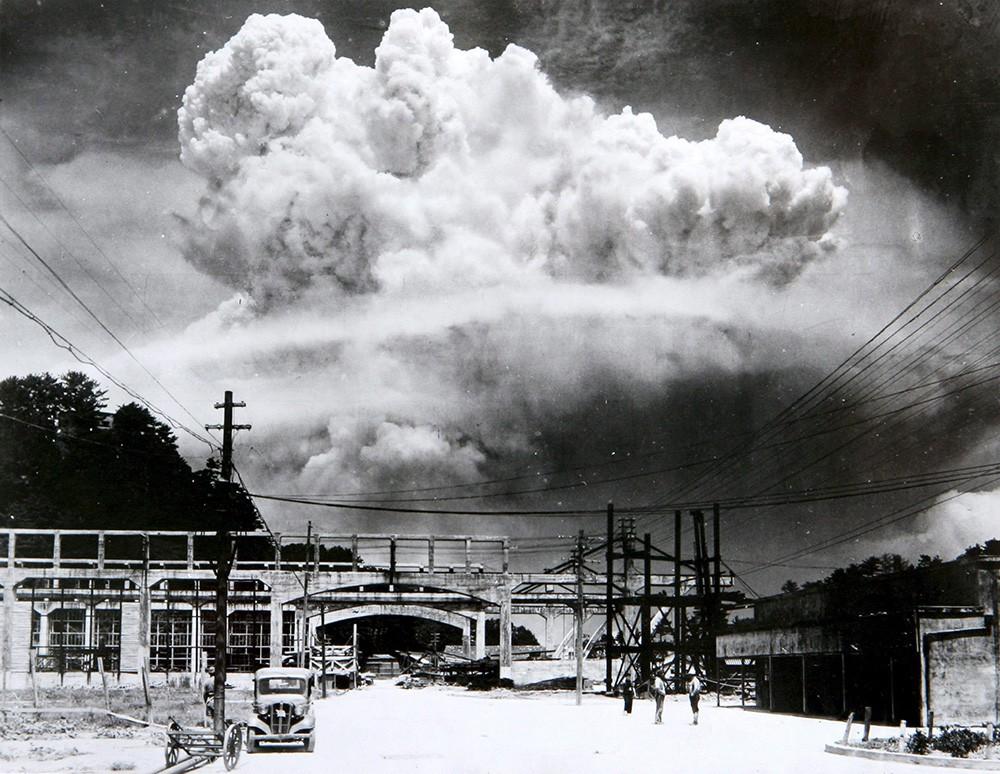 Ядерная бомбардировка города Нагасаки