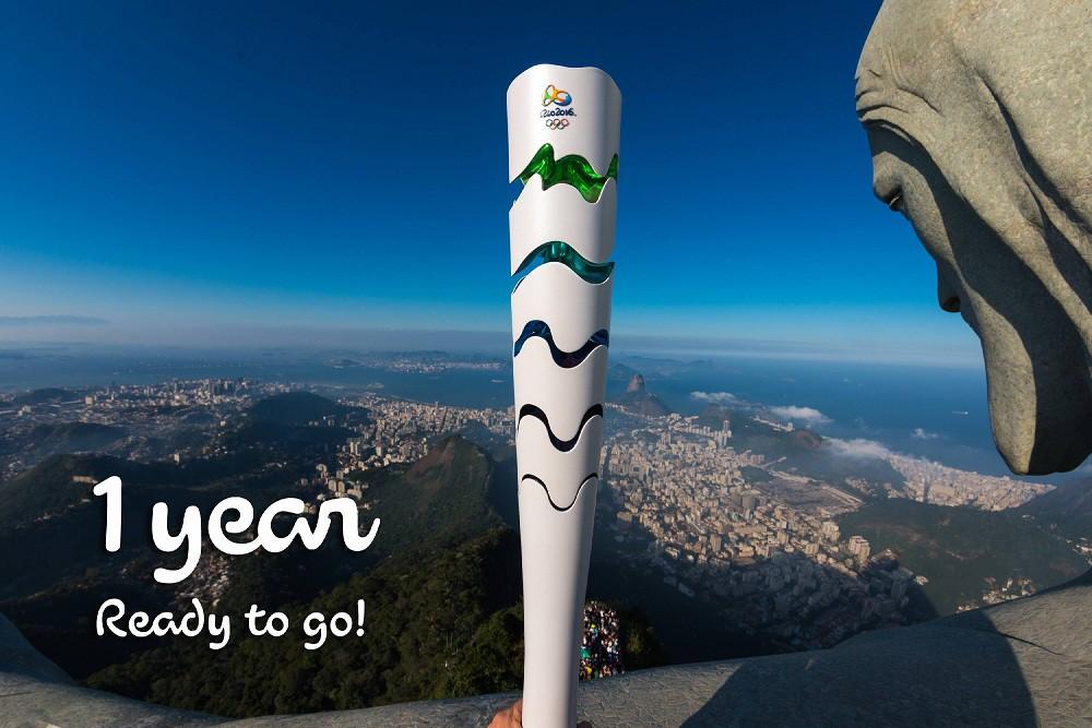 Ровно через год в Рио-де-Жанейро стартуют летние Олимпийские игры