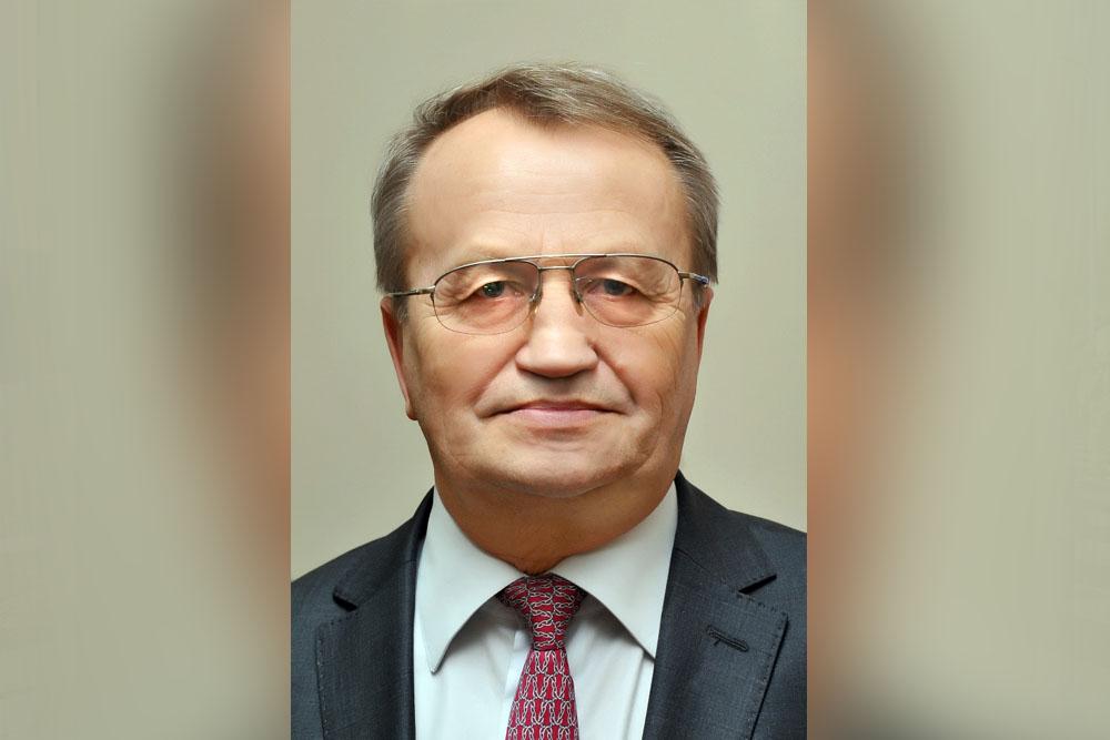 Виктор Нечаев
