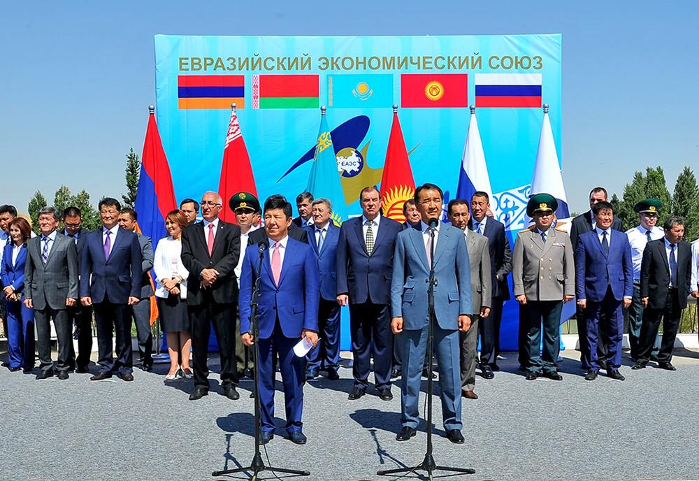 Договор о присоединении Киргизии к ЕАЭС вступит в силу