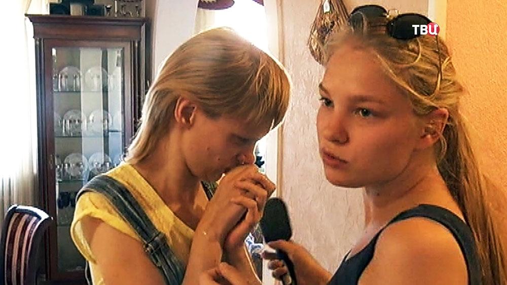 Близкие модели Натальи Водяновой