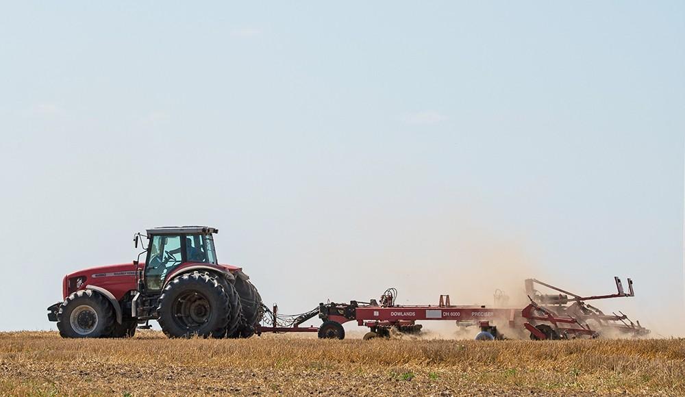 Фермеры борются с засухой