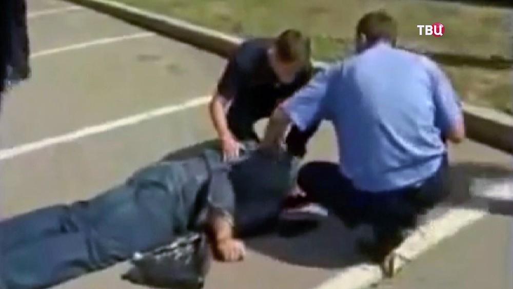 Последствия драки с участием экс-депутата Рады Игоря Маркова