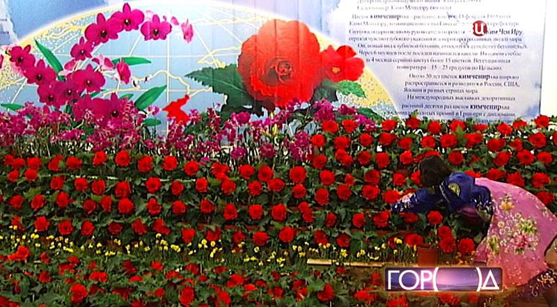 Где в москве проходит выставка цветов