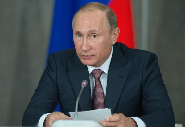 Президент РФ Владимир Путин проводит в Крыму заседание президиума Государственного совета РФ