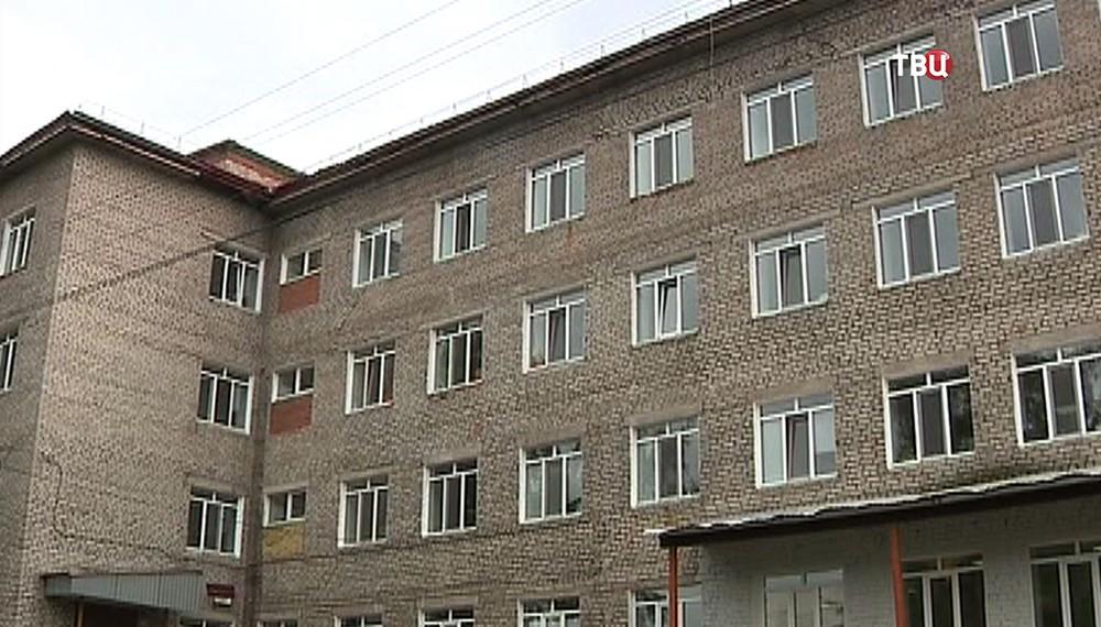 Здание роддома