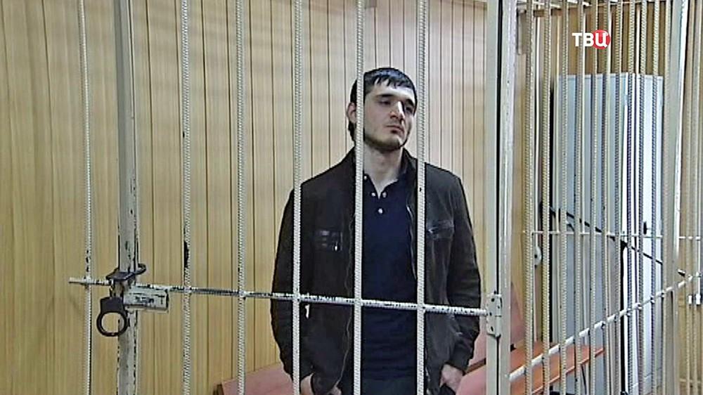 Задержанный Анар Идрисов, стрелявший в Александровском саду