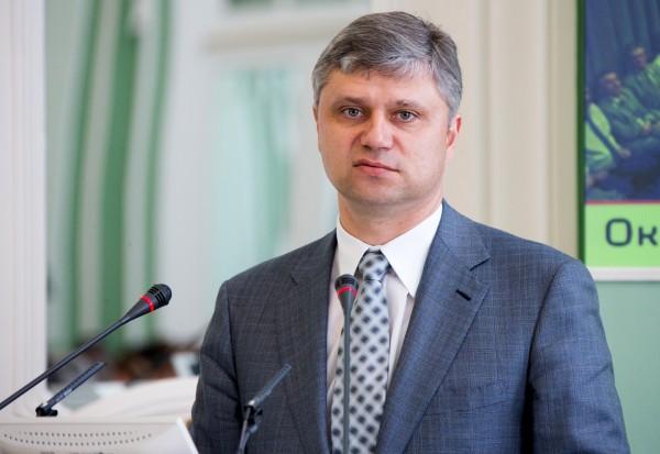 """Назначенный на пост главы ОАО """"РЖД"""" Олег Белозеров"""