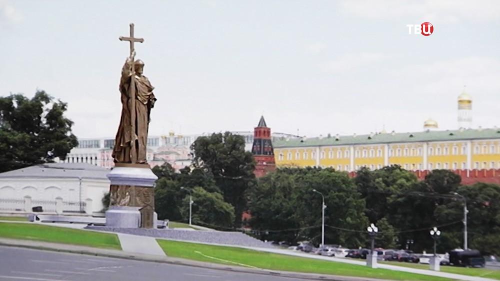 Памятник Святому князю Владимиру