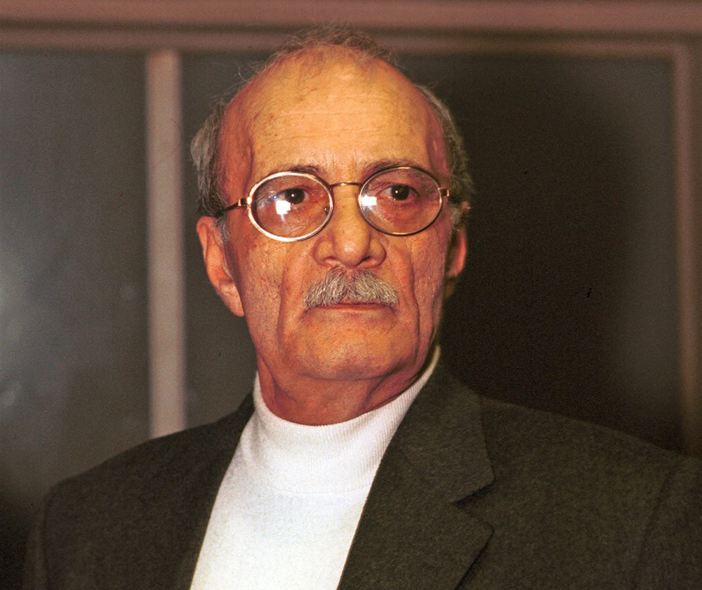 Народный артист СССР, сценарист и режиссер Георгий Данелия