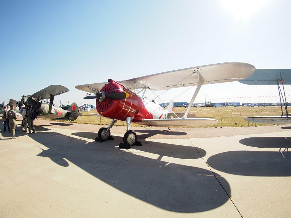 Двухместный тренировочный истребитель на базе И-15