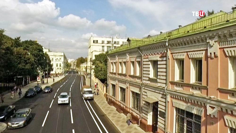 Улица Большая Ордынка