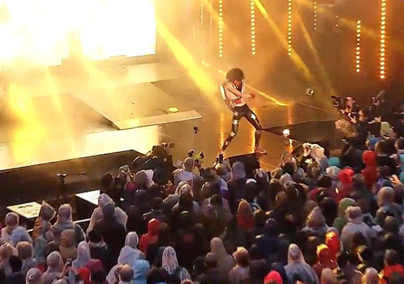Чемпионат мира по игре на воображаемой гитаре