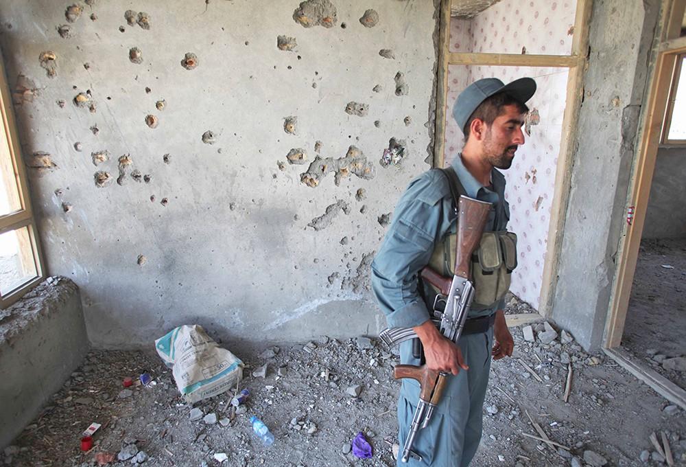 Военные действия в Афганистане