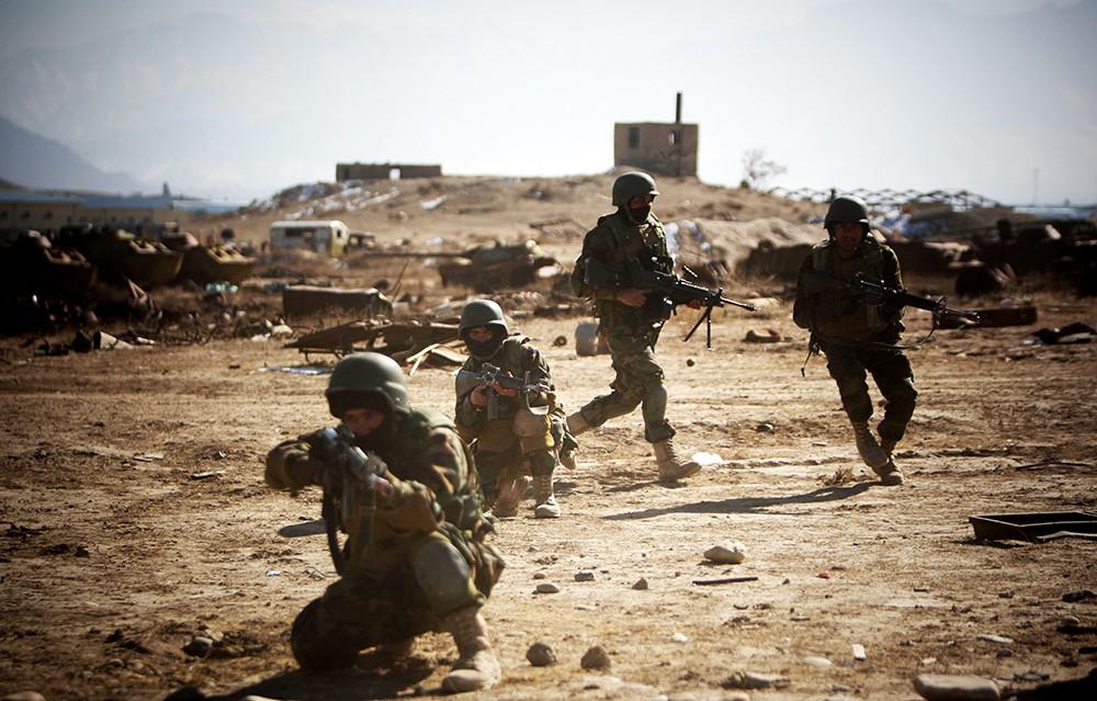 Военная операция в Афганистане