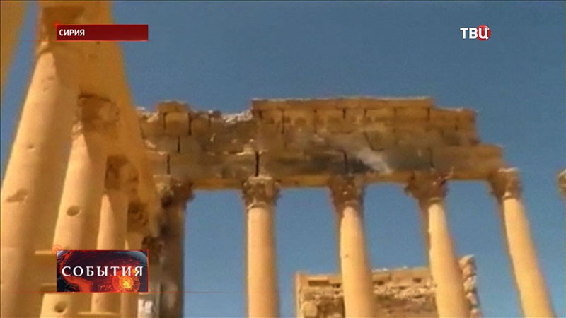 Храм римской эпохи