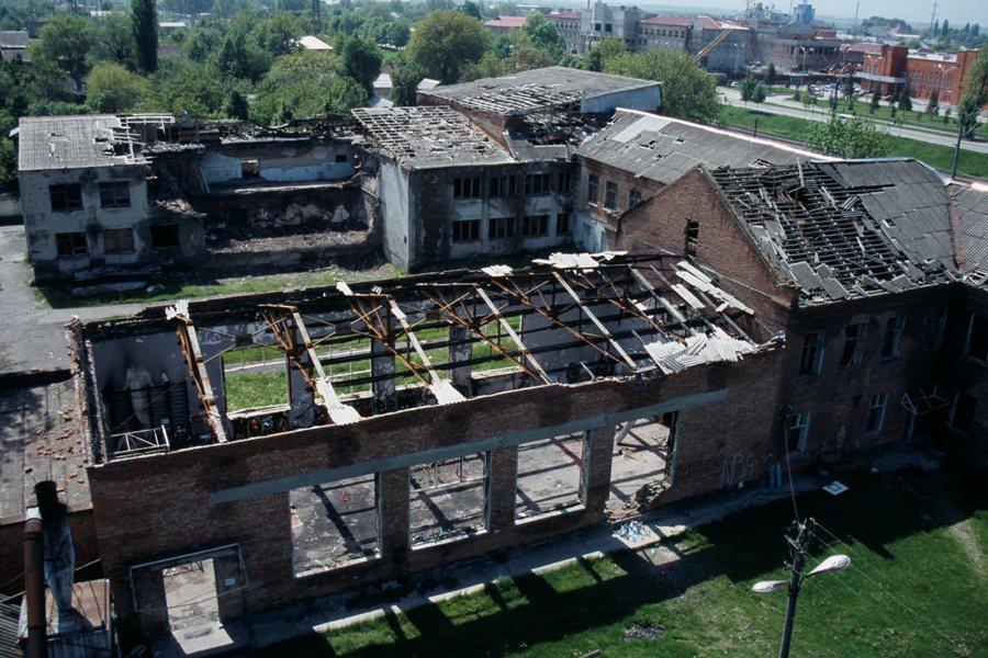 Захват школы в Беслане