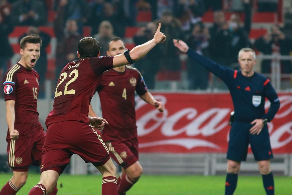 Матч сборной россии по футболу на каком канале