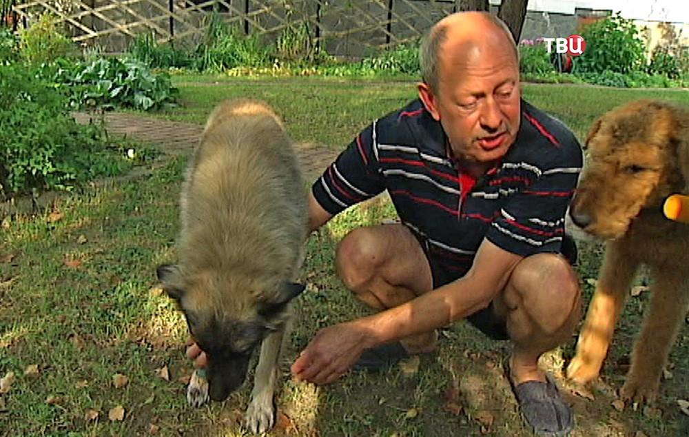 Мужчина застреливший собаку соседа