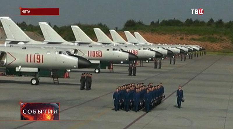 Крупнейший в РФ парад в честь 70-летия окончания Второй мировой войны в Чите