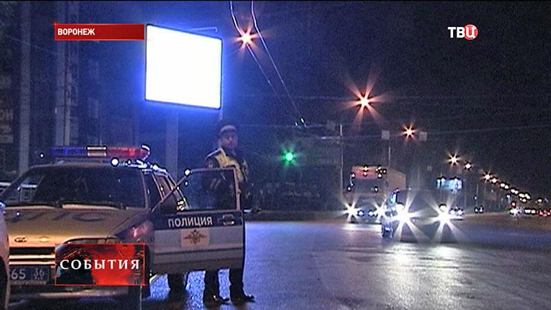 Полиция в Воронеже