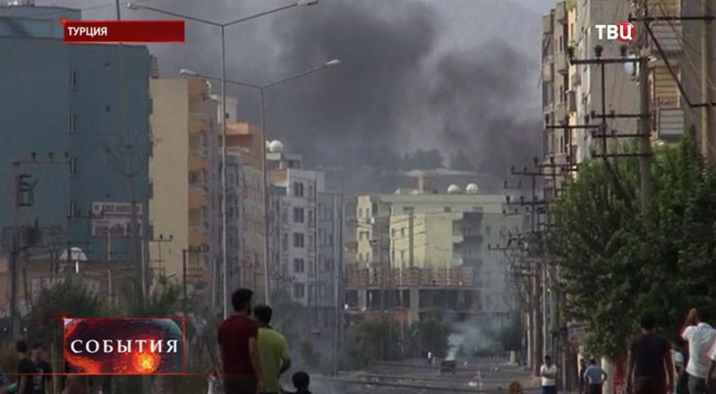 Теракт в Турци