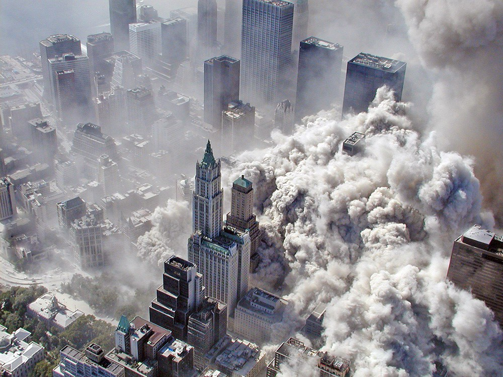 an introduction to the history of the tragic event destruction of the world trade center