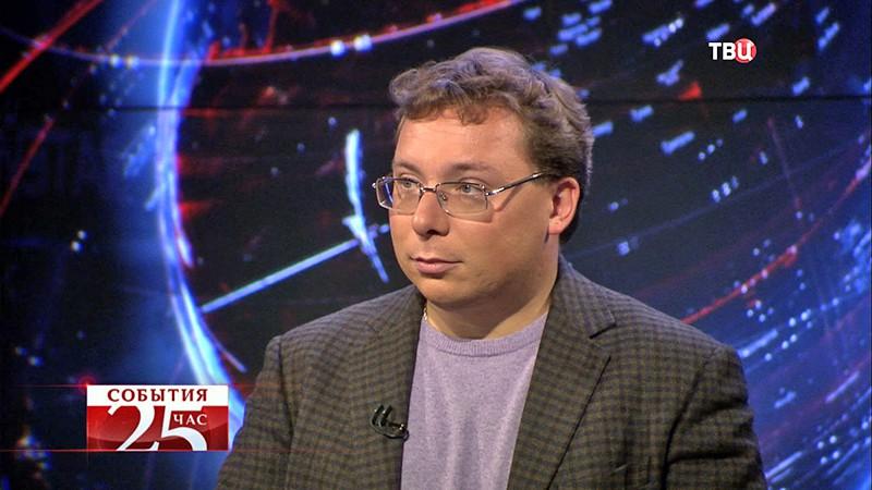 Олег Бондаренко, директор Агентства стратегических коммуникаций
