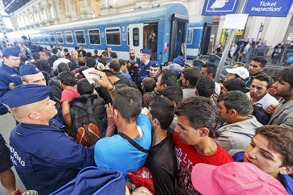 Власти Германии намерены депортировать мигрантов
