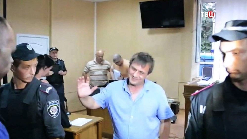 "Суд над лидером одесского ""Автомайдана"""