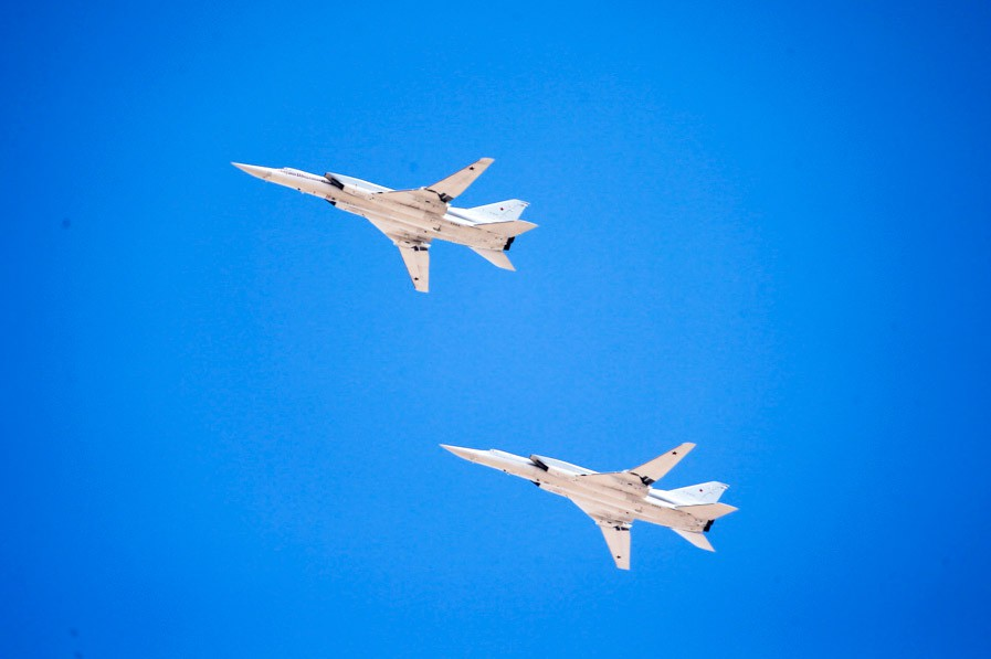 Бомбардировщики Ту-22М