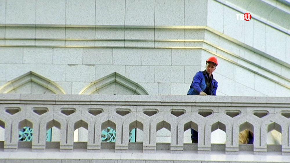Реконструкция Московской Соборной мечети