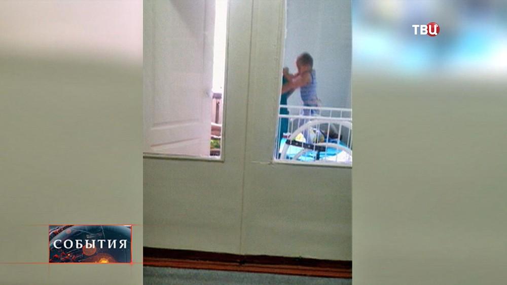 Медсестра иркутской больницы избила мальчика-инвалида