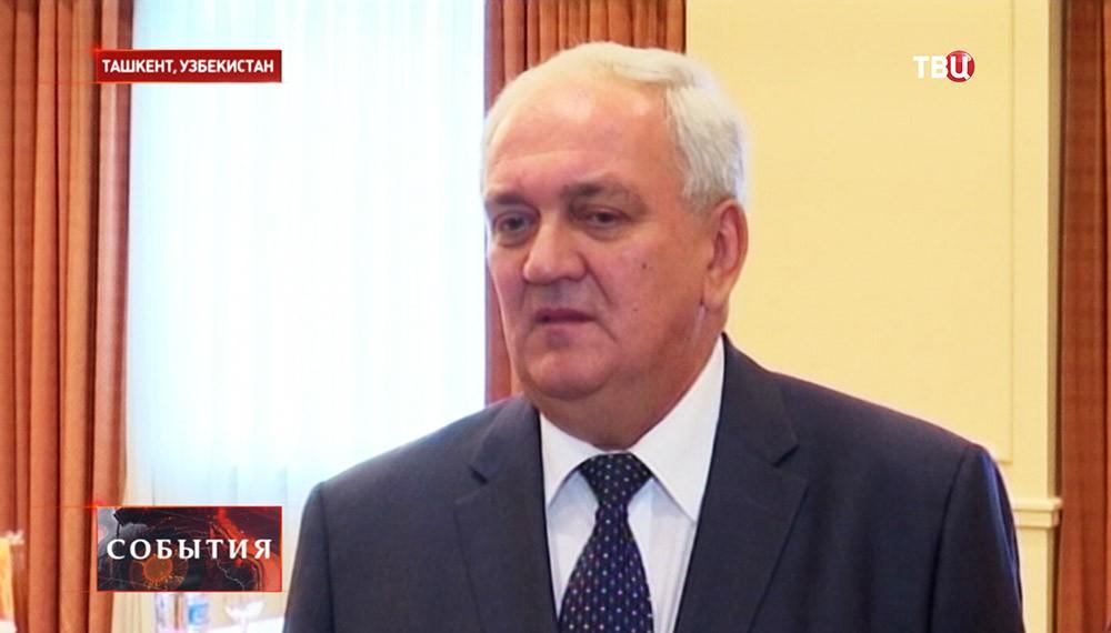 Генерал ФСБ Сергей Смирнов